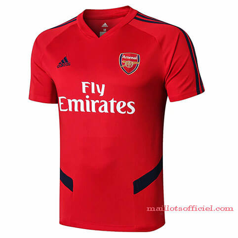 Maillot Arsenal Entrainement 2019/2020 Rouge
