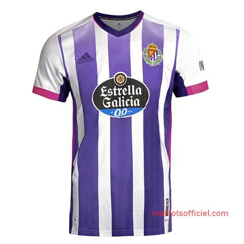 Maillot Real Valladolid Domicile 2020/2021