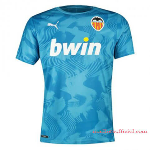 Maillot De Foot Valencia Third 2019/2020