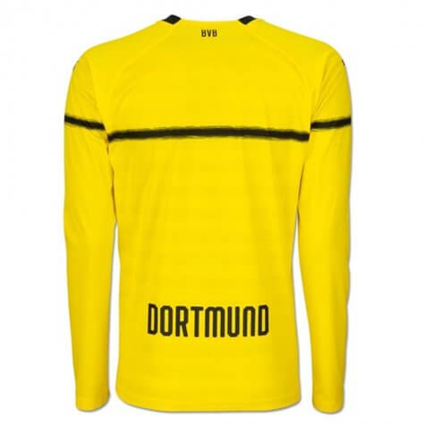 Maillot Dortmund CUP 18/19 Manches Longue