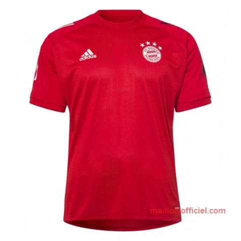 Maillot Entrainement Bayern Munich 2020/2021 Rouge