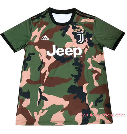 Maillot Juventus Camouflage 2019/2020