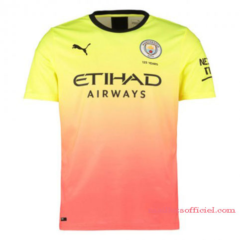 Maillot Manchester City Third 2019/2020