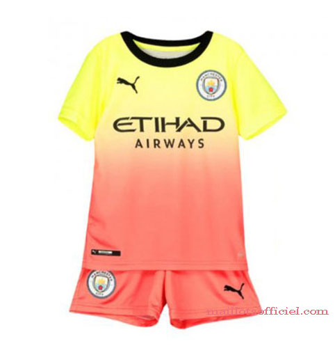 Maillot Manchester City Third 2019/20 Enfant