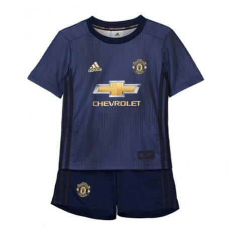 Maillot Manchester United Third 2018/19 Enfant