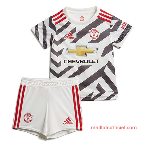 Maillot Manchester United Third 2020/21 Enfant