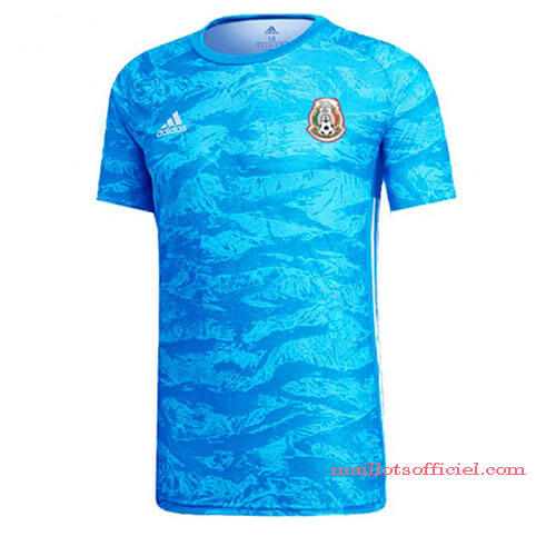Maillot Mexique Gardien 2019/2020 Blue