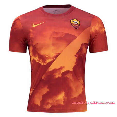 Maillot Pré-Match AS Roma 2019/2020