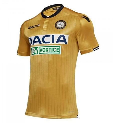 Maillot Udinese Extérieur 2018/2019