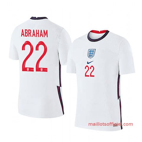 Maillot Angleterre Domicile Abraham 2020/21