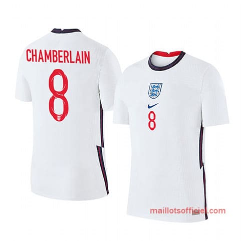 Maillot Angleterre Domicile Chamberlain 2020/21