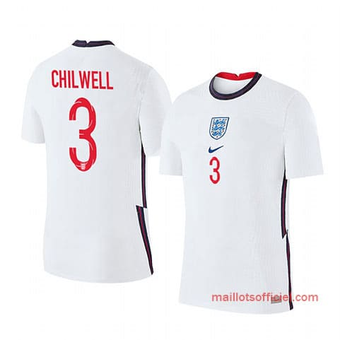 Maillot Angleterre Domicile Chilwell 2020/21