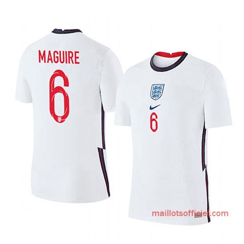 Maillot Angleterre Domicile Maguire 2020/21