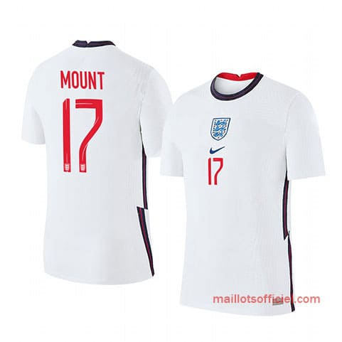 Maillot Angleterre Domicile Mount 2020/21