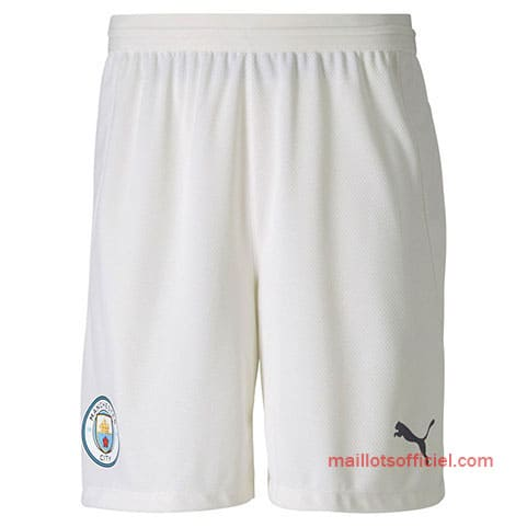 Short Manchester City third 2020/2021