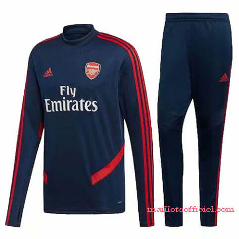 Training Top Pantalon Arsenal Bleu 2019/2020