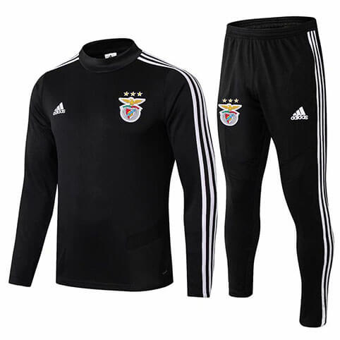 Training Top+Pantalon Benfica 2019/2020 Noir