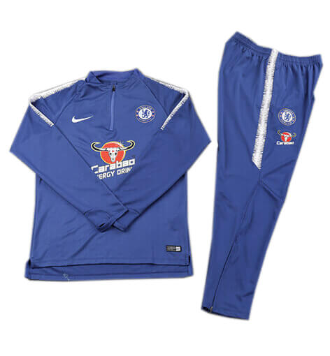 Training Top+Pantalon Chelsea Bleu 2019 2019