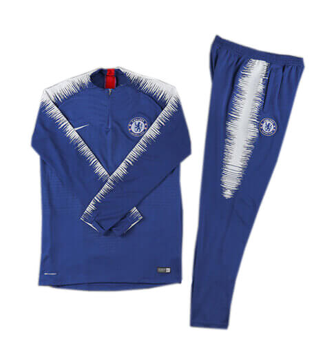 Training Top+Pantalon Chelsea Blue 18 19
