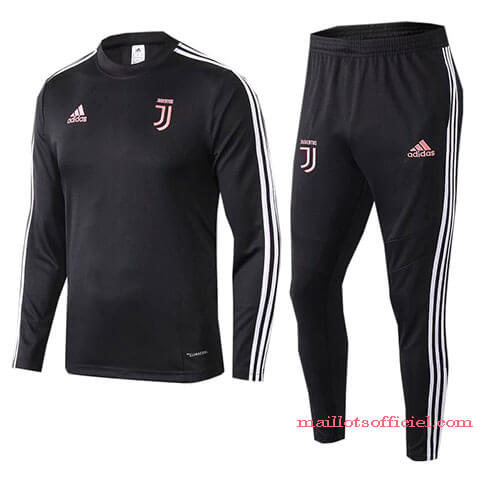 Training Top Pantalon Juventus 2019/2020 Noir