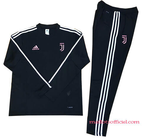 Training Top Pantalon Juventus Noir 2019/2020