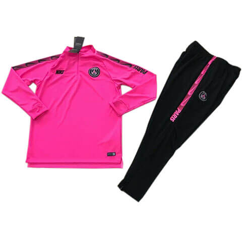 Training Top Pantalon PSG 2019/2020 Rose Noir