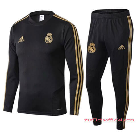 Training Top Pantalon Real Madrid 2019/20 Noir