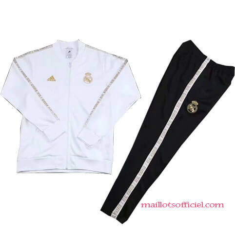 Training Top Pantalon Real Madrid Blanc 2019/2020