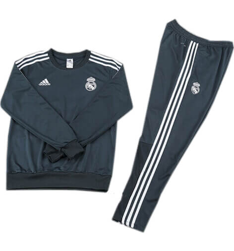 Training Top+Pantalon Real Madrid Bleu 18 19