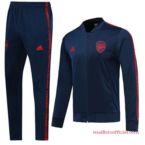 Veste + Pantalon Arsenal 2019/2020 Bleu