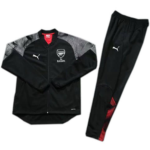 Veste + Pantalon Arsenal 2019/2020 Noir