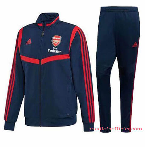 Veste + Pantalon Arsenal Bleu 2019/2020
