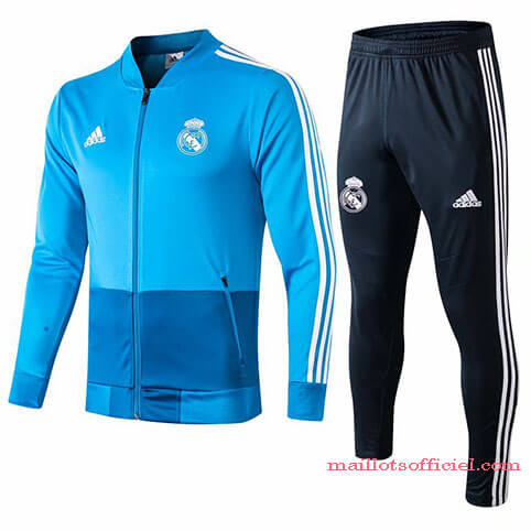 Veste + Pantalon Real Madrid 2019/2020 Bleu