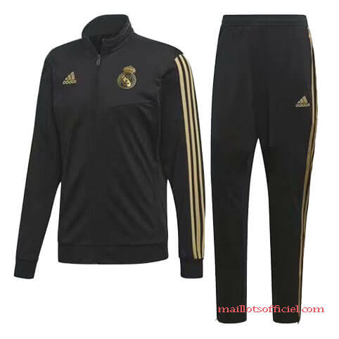 Veste + Pantalon Real Madrid 2019/2020 Noir