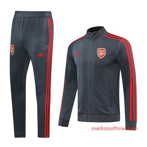 Veste + Pantalon Arsenal 2020/2021 Gris