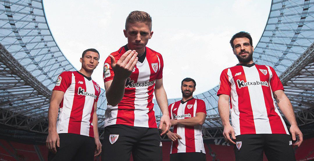 Maillot De Foot Athletic Bilbao Pas Cher