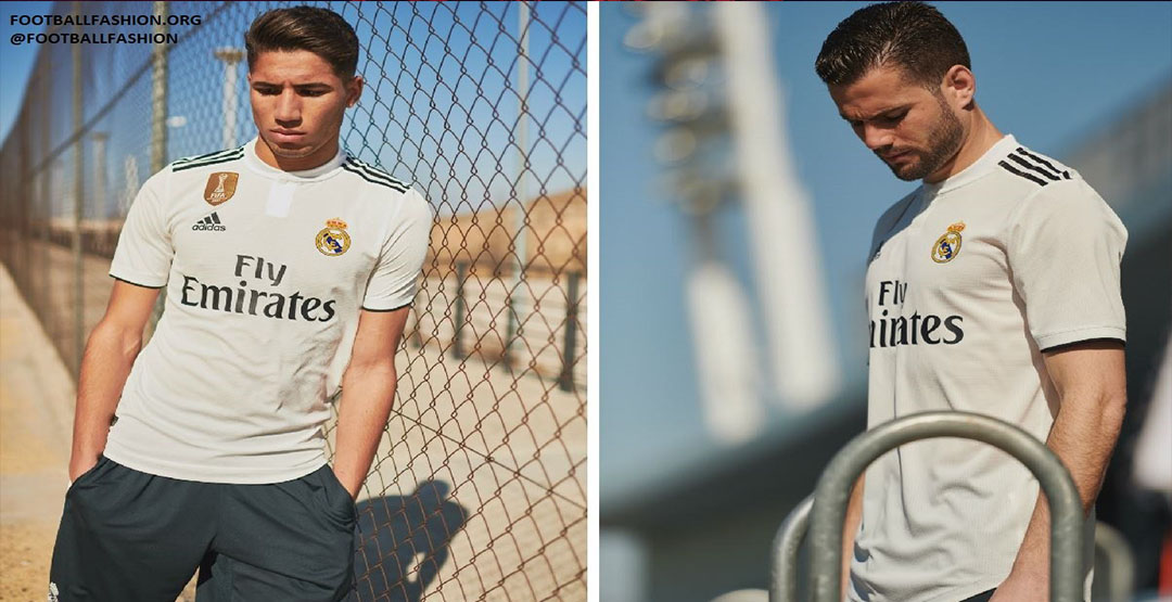 Maillot De Foot Real Madrid Pas Cher