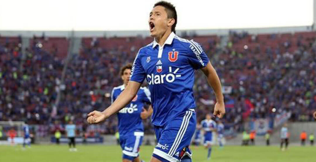 Maillot De Foot Universidad de Chile Pas Cher